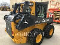 Equipment photo JOHN DEERE 320E SL SKID STEER LOADERS 1