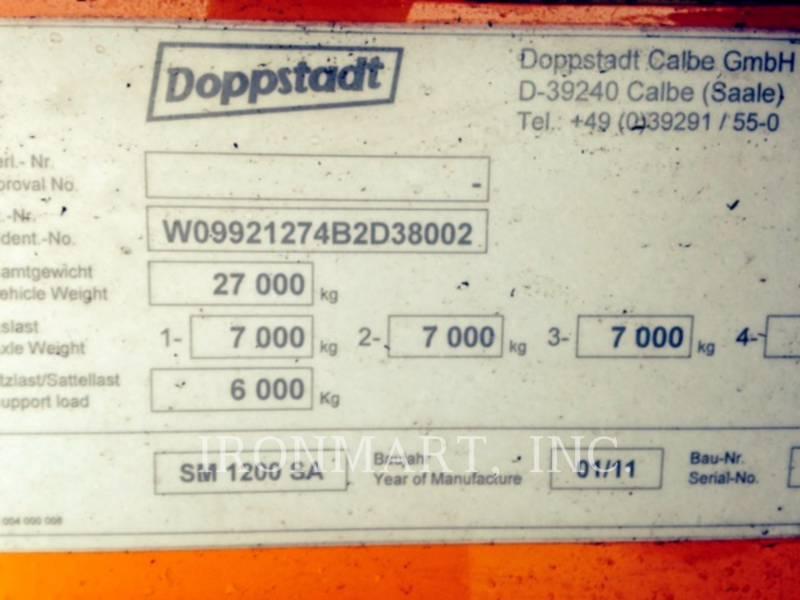 DOPPSTADT TROMMEL SCREEN SM1200 equipment  photo 5