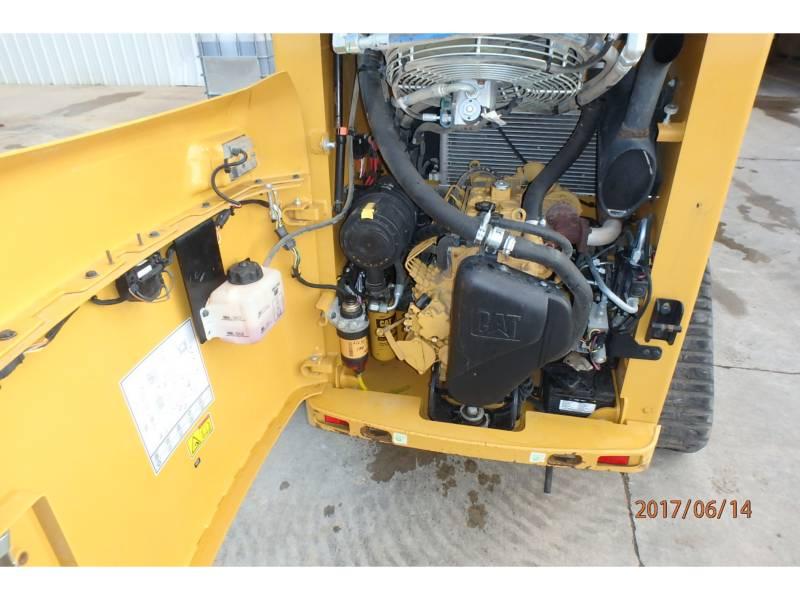 CATERPILLAR CARREGADEIRAS TODO TERRENO 247B3 equipment  photo 13