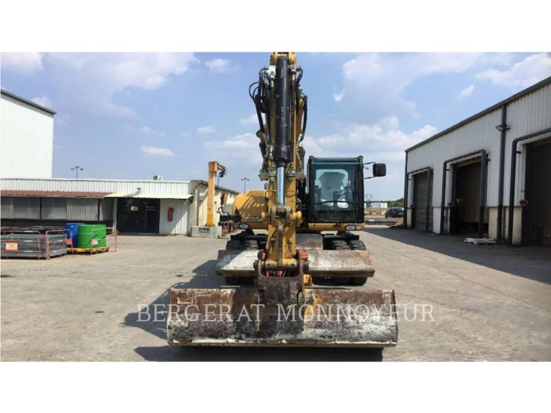 CATERPILLAR ESCAVATORI GOMMATI M316D equipment  photo 4