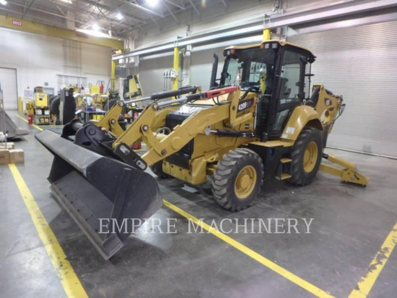 CATERPILLAR BACKHOE LOADERS 420F2IT equipment  photo 4