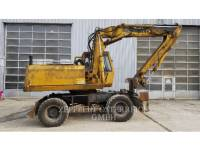 Equipment photo SENNEBOGEN SM 15 WHEEL EXCAVATORS 1