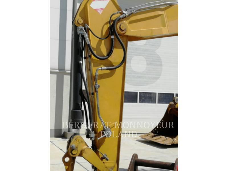 CATERPILLAR WHEEL EXCAVATORS M318D equipment  photo 10