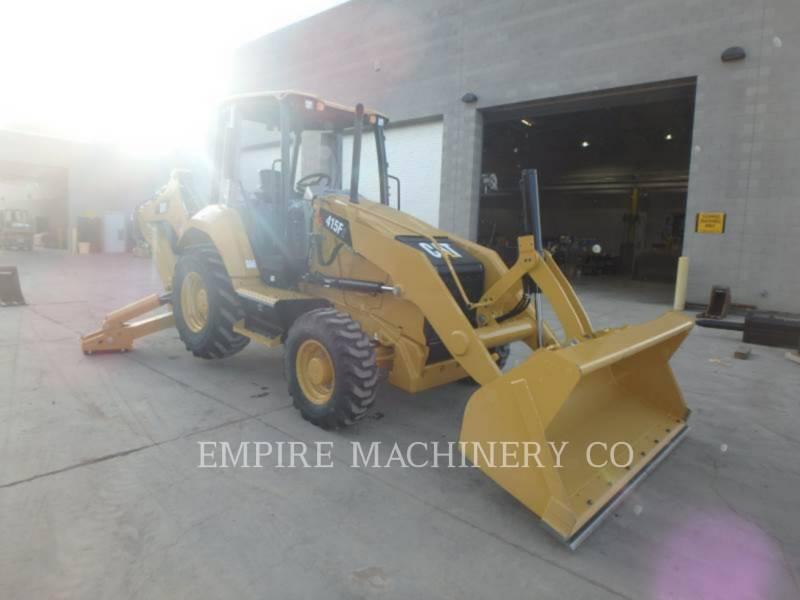 Caterpillar BULDOEXCAVATOARE 415F2ST equipment  photo 1