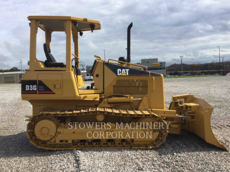 CATERPILLAR ブルドーザ D3G equipment  photo 5