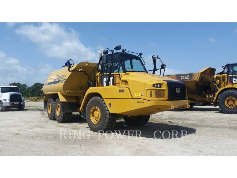 CATERPILLAR WASSER-LKWS 725C2WW equipment  photo 2