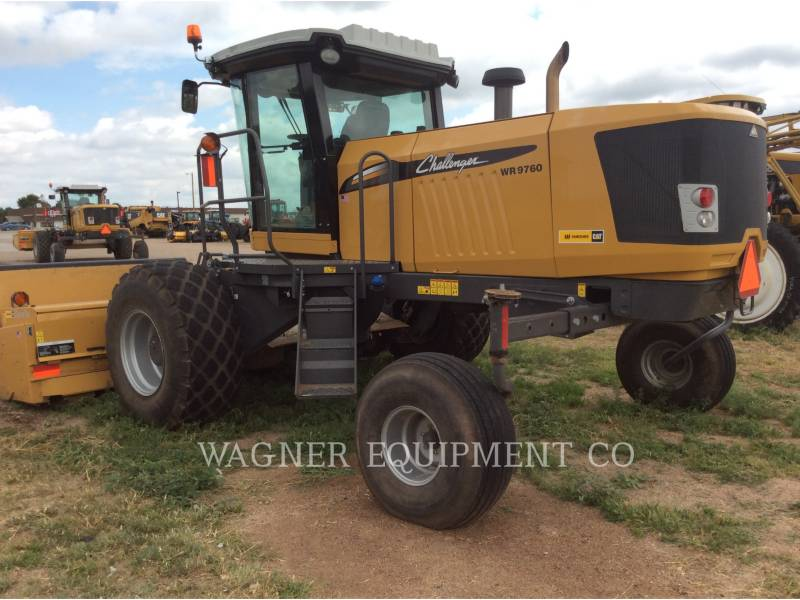 AGCO MATERIELS AGRICOLES POUR LE FOIN WR9760 equipment  photo 9