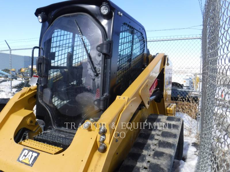 CATERPILLAR CHARGEURS COMPACTS RIGIDES 279D H2CB equipment  photo 7
