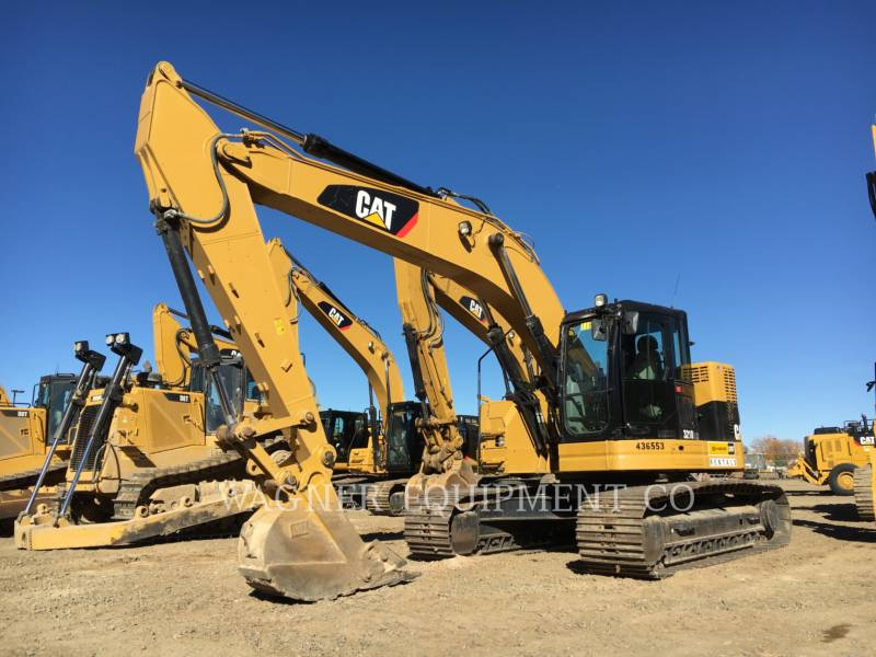 CATERPILLAR TRACK EXCAVATORS 321DL TCIR equipment  photo 2