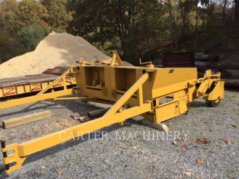 CATERPILLAR PRODUCTOS FORESTALES STONE BOX equipment  photo 6