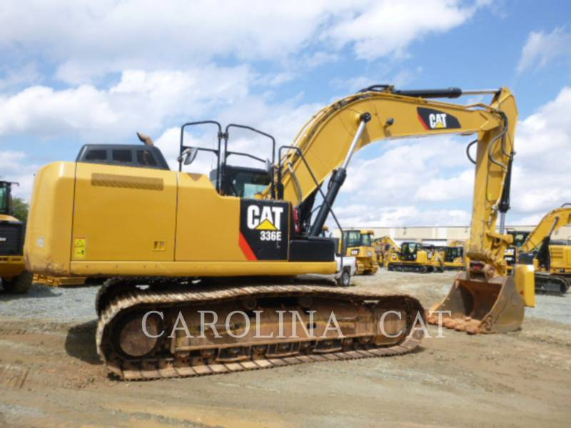 CATERPILLAR KETTEN-HYDRAULIKBAGGER 336ELQC equipment  photo 4