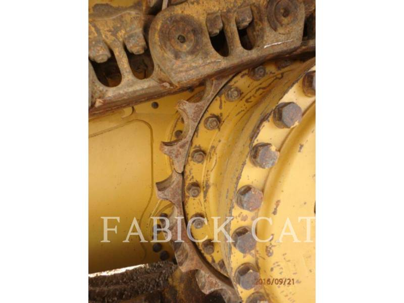 CATERPILLAR TRACK TYPE TRACTORS D6N LGP equipment  photo 11