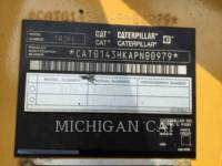 CATERPILLAR MOTONIVELADORAS 143H equipment  photo 6