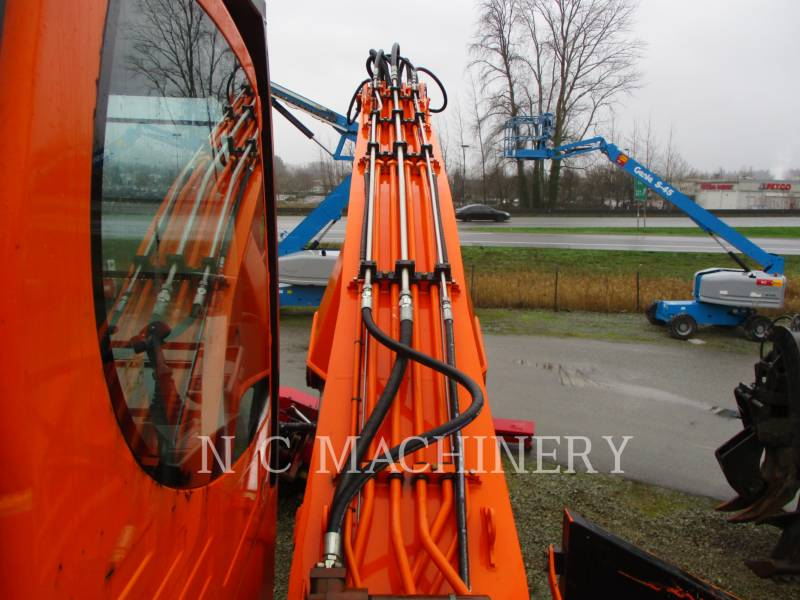 DOOSAN INFRACORE AMERICA CORP. MASZYNA LEŚNA DX300LL equipment  photo 10