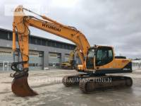 Equipment photo HYUNDAI ROBEX210 TRACK EXCAVATORS 1