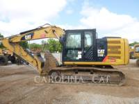 Equipment photo CATERPILLAR 316EL KETTEN-HYDRAULIKBAGGER 1