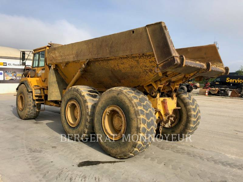 VOLVO CONSTRUCTION EQUIPMENT ARTICULATED TRUCKS A25C equipment  photo 3