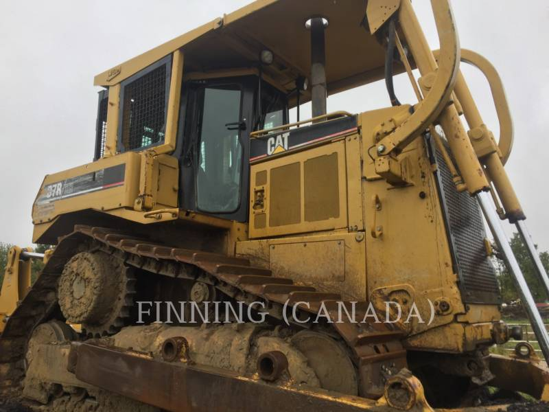 CATERPILLAR TRACK TYPE TRACTORS D7RIIXR equipment  photo 1