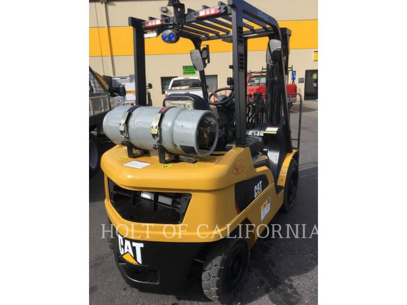 CATERPILLAR MITSUBISHI FORKLIFTS GP25N5-LE equipment  photo 3