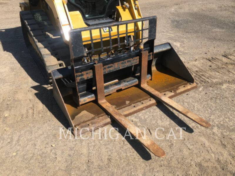 CATERPILLAR MULTI TERRAIN LOADERS 259D A2Q equipment  photo 16