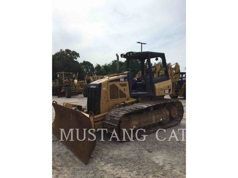 CATERPILLAR TRACTEURS SUR CHAINES D 5 K LGP equipment  photo 1