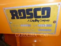 ROSCO Zamiatarki Jezdniowe RB48 equipment  photo 8