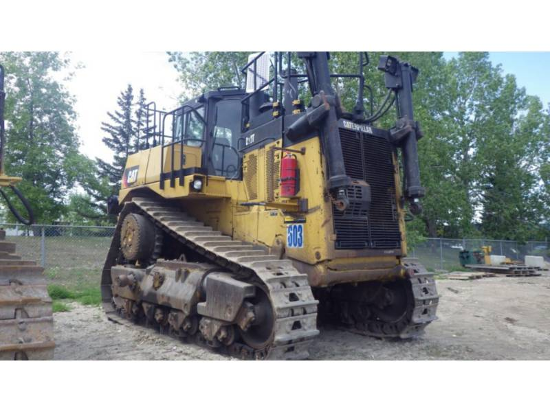 CATERPILLAR TRATTORI CINGOLATI D10T equipment  photo 3