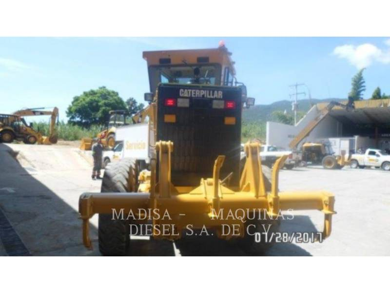 CATERPILLAR MOTOR GRADERS 120K equipment  photo 4