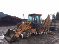 CASE BACKHOE LOADERS 580SK equipment  photo 1