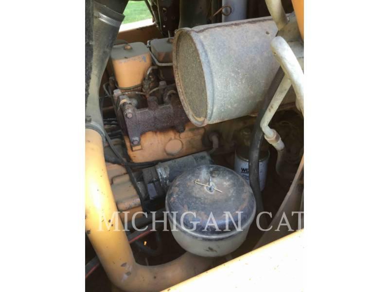 CASE SKID STEER LOADERS 1845C equipment  photo 9