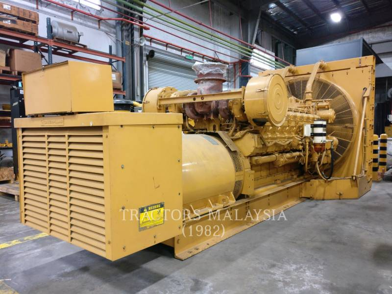 CATERPILLAR INDUSTRIE 3516TA equipment  photo 2