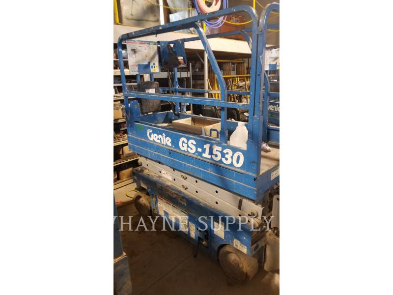 GENIE INDUSTRIES LIFT - SCISSOR GS1530 equipment  photo 4