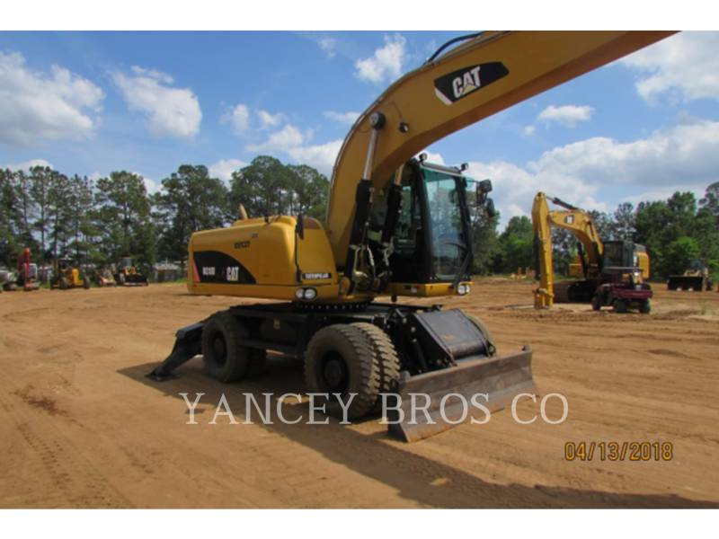 CATERPILLAR EXCAVADORAS DE RUEDAS M318D equipment  photo 7