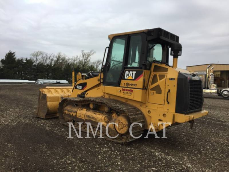 CATERPILLAR ŁADOWARKI GĄSIENICOWE 963D equipment  photo 5