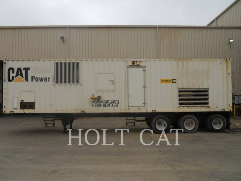 CATERPILLAR POWER MODULES XQ1250G equipment  photo 8