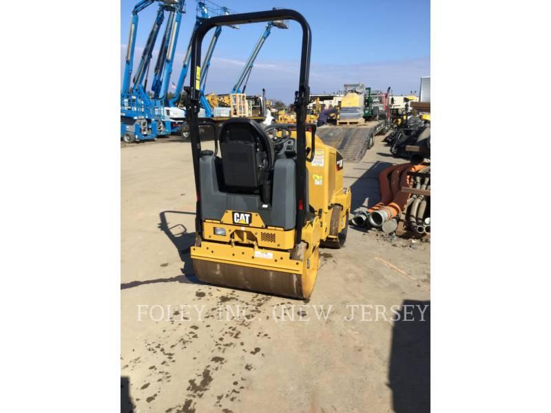 CATERPILLAR COMPACTEURS CB14BXW equipment  photo 1