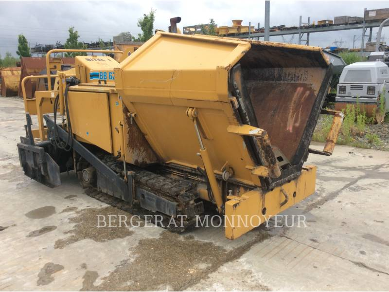 CATERPILLAR ASPHALT PAVERS BB621 equipment  photo 2