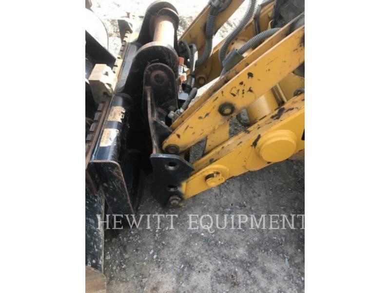 CATERPILLAR BACKHOE LOADERS 430EIT equipment  photo 6