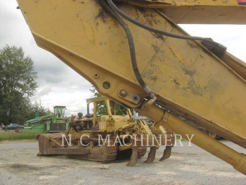 CATERPILLAR MÁQUINA FLORESTAL 325BL equipment  photo 6