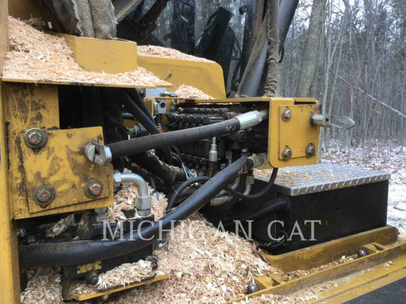 CATERPILLAR Forstwirtschaft –  Prozessor 501HD equipment  photo 11