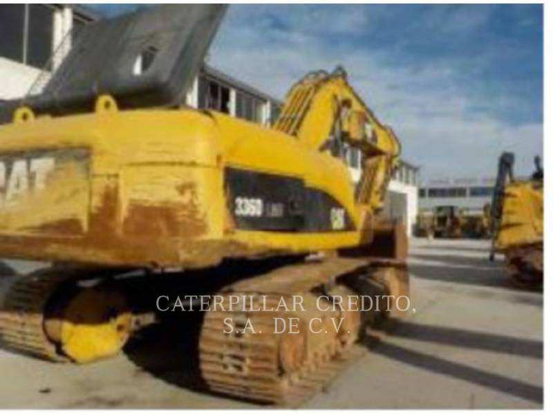 CATERPILLAR KETTEN-HYDRAULIKBAGGER 336DL equipment  photo 3