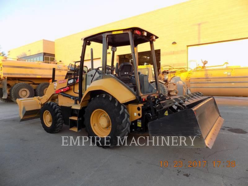 CATERPILLAR INDUSTRIELADER 415F2IL equipment  photo 3