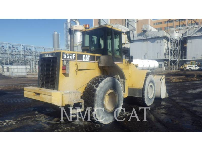 CATERPILLAR WHEEL LOADERS/INTEGRATED TOOLCARRIERS 950F equipment  photo 3