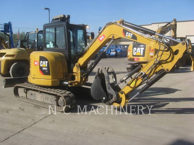 CATERPILLAR EXCAVADORAS DE CADENAS 305E2 CRCB equipment  photo 2