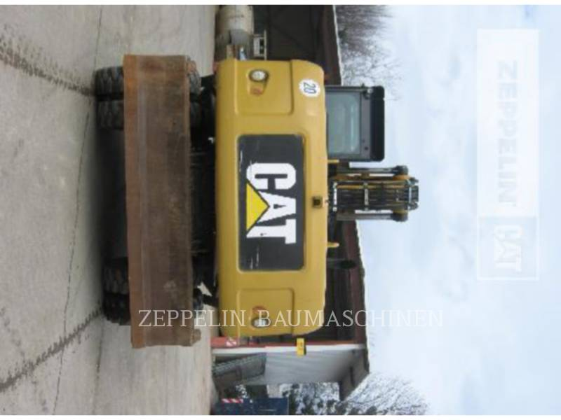 CATERPILLAR PELLES SUR PNEUS M322D equipment  photo 8