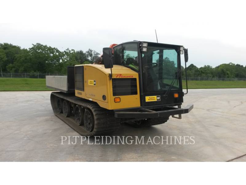 PRINOTH DIVERSE / ANDERE UITRUSTING PANTHER T8 equipment  photo 2