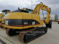 CATERPILLAR TRACK EXCAVATORS 315 C L equipment  photo 4