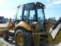 CATERPILLAR BACKHOE LOADERS 420F 4ECB equipment  photo 3