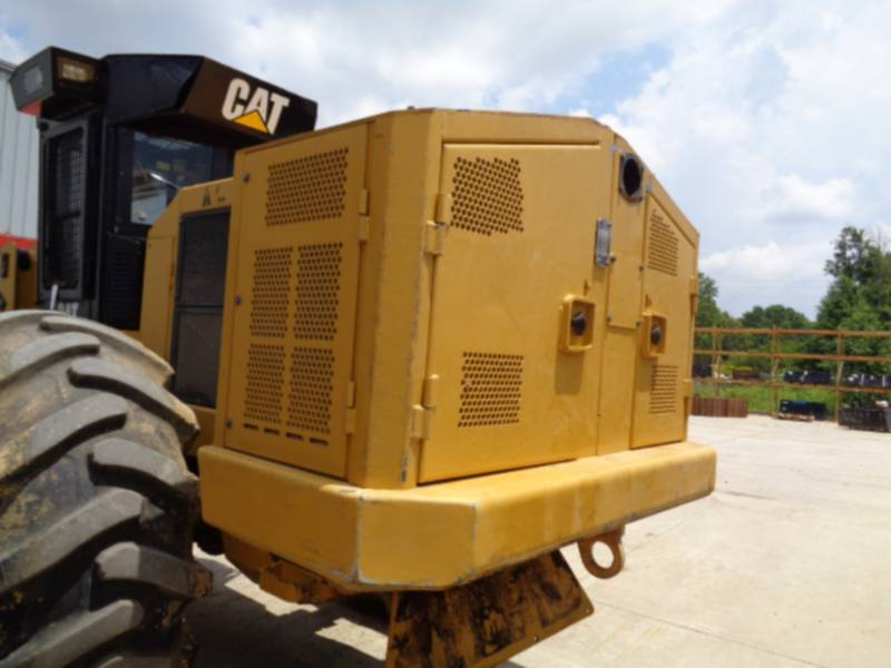 CATERPILLAR FORESTAL - TALADORES APILADORES - DE RUEDAS 573C equipment  photo 19