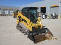 Equipment photo CATERPILLAR 257D DELTALADER 1